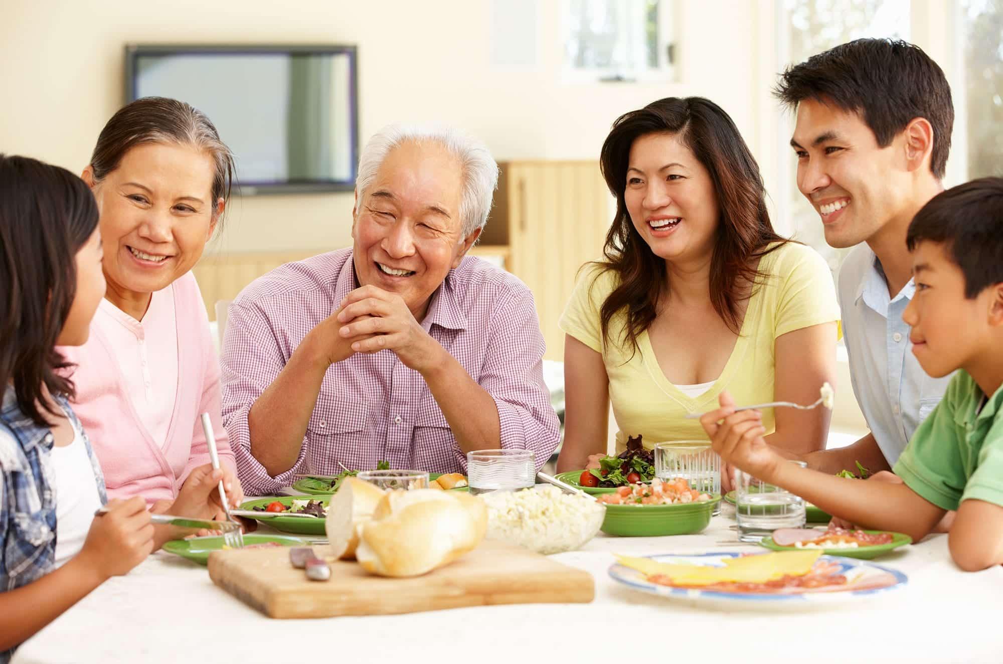 transfer wealth family